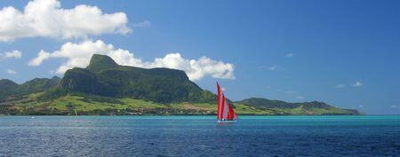 Regata in Mauritius