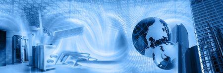 Wireless sicurezza informatica pianura tema
