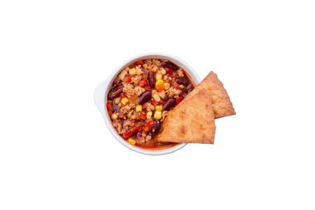 sopa: Chicken tortilla soup, mexican cuisine