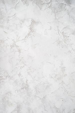 Background for design texture smears on concrete gray Stock Photo