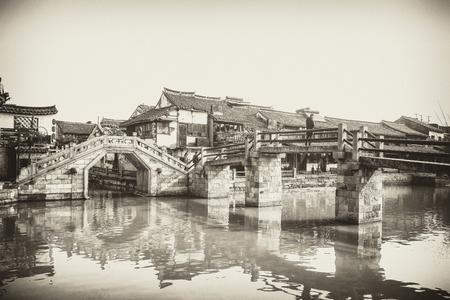 Jiangnan oude stad