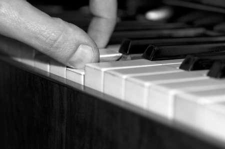 piano player 2 Stock Photo - 7577196