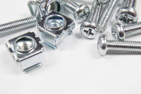 woodscrew: Iron Screws