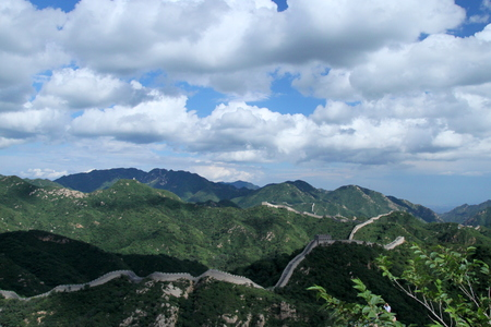 riots: great chinese wall