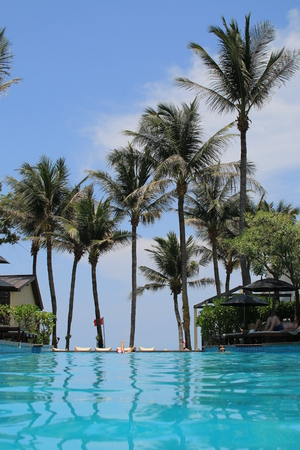 exotic resort Stock Photo - 57944422
