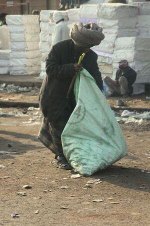 street beggar Stock Photo - 76407793