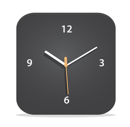 vector clock icon Vector