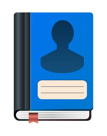 adresboek icoon