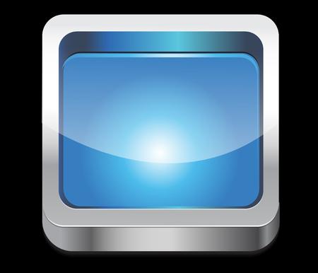 application button Vector