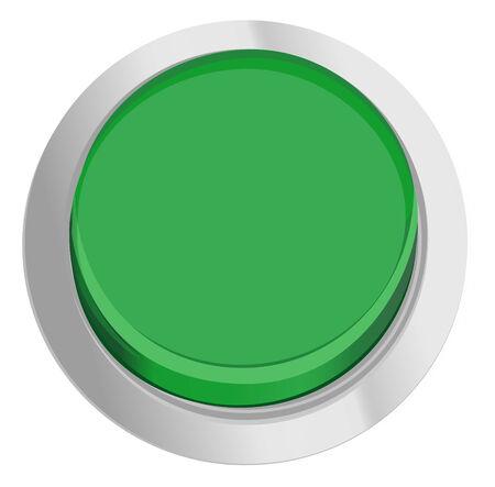 push button: push button   Illustration