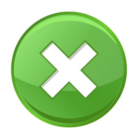 Delete icon Vector