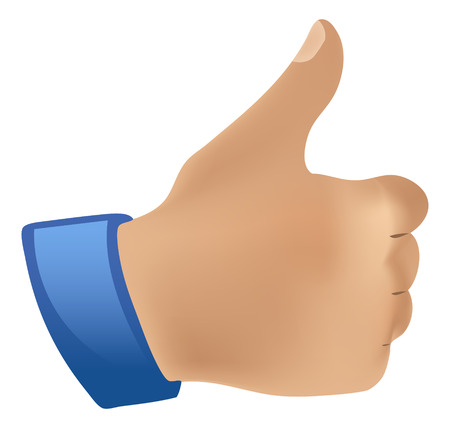 thumbs up down icon Vector