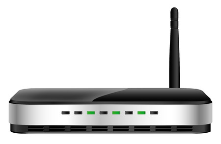 vector wireless router Vector