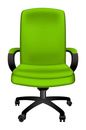 vector office chair Vector