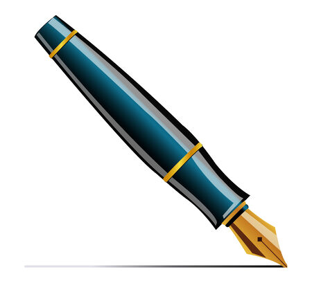 Vector Pen Icon Vector
