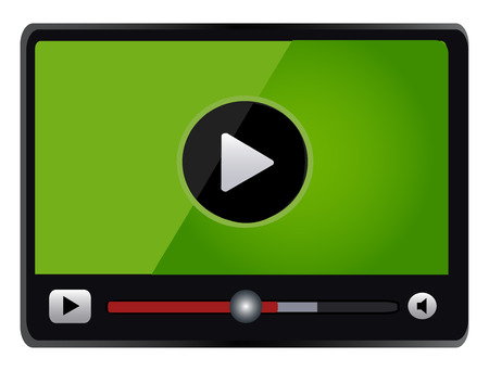 windows media video: Reproductor de v�deo icono