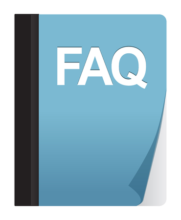 faq icon Vector