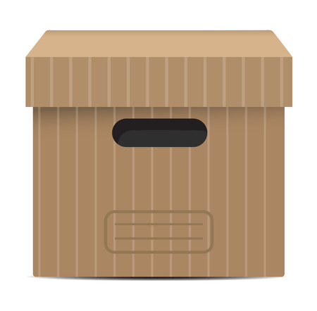 files archive box Vector