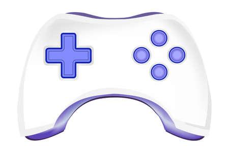 Game pad Illustration Vector