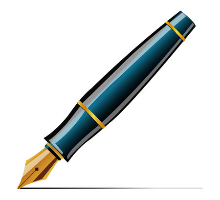 Illustration Pen Icon