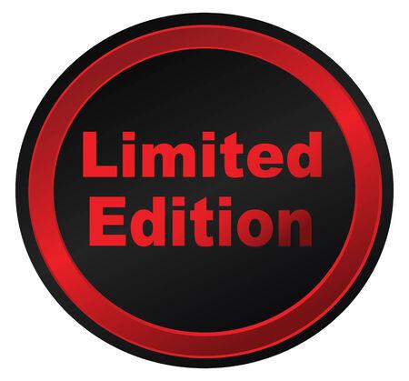 limited edition seals Vector