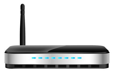 dsl: router vettore wireless