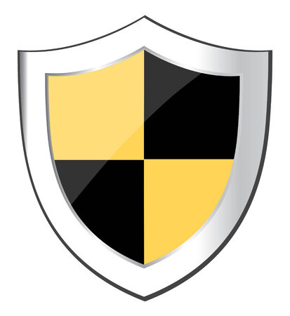 shield security icon Vector