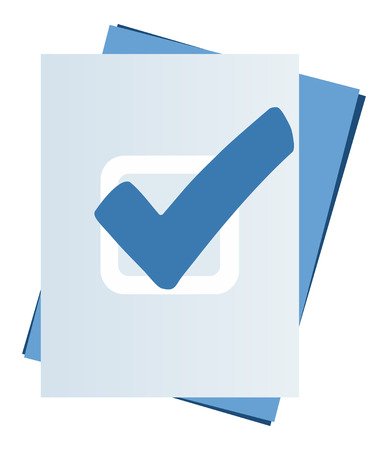 check mark button Vector