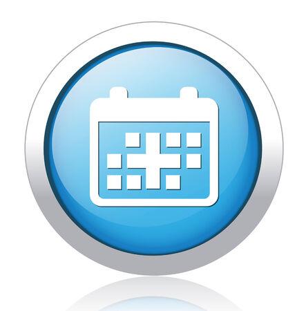 icono de calendario: Calendario icono
