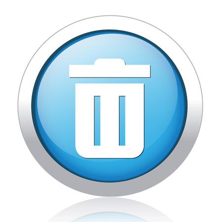 trashcan: Trashcan Illustration