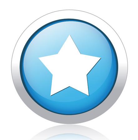 addendum: Star favorite web icon