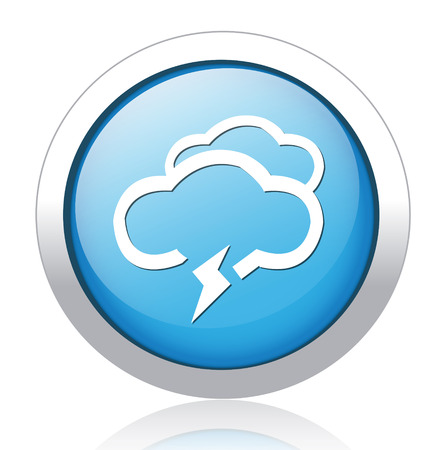 weather icon  button