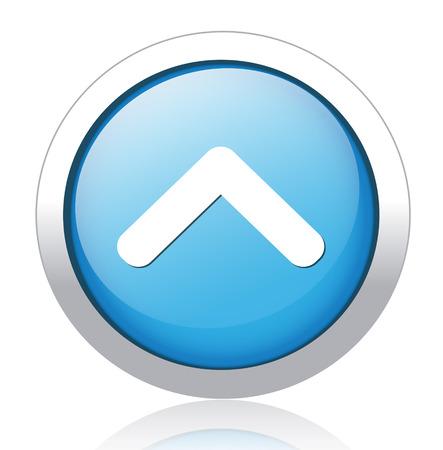 Arrow sign icon Vector