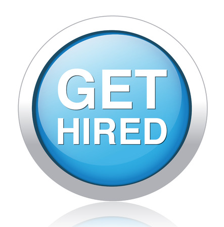 get hired icon