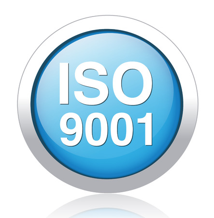 norm: iso 9001 Vectores