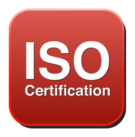 certification: Iso Certification button