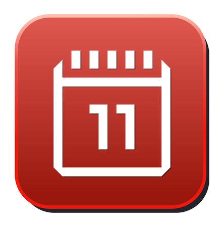 Calendar icon Stock Vector - 26993184
