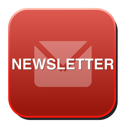 Newsletter button Vector