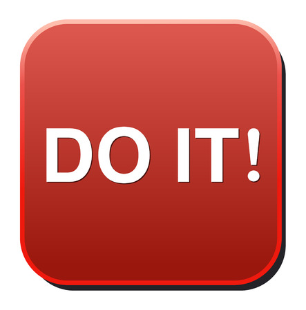 do it icon Vector