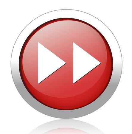selector: Fast forward Button. Illustration