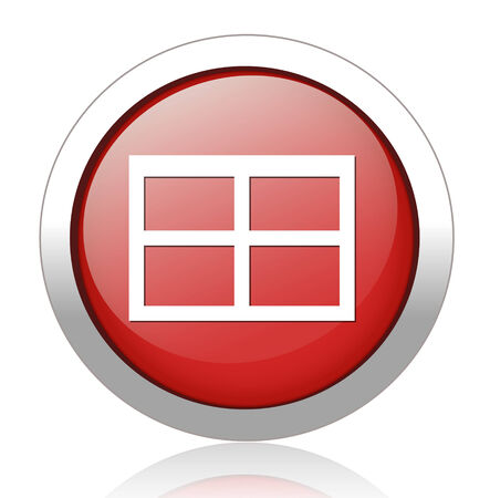 window button Vector