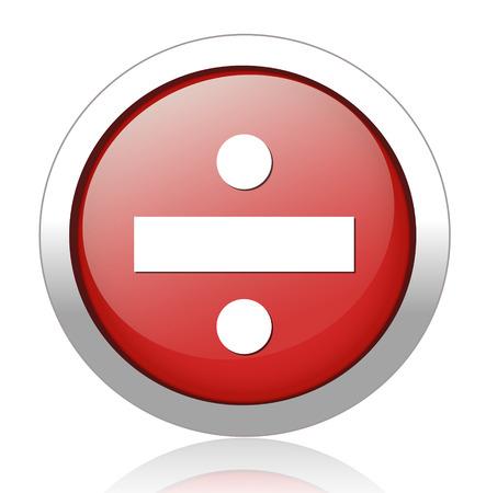 scheidingslijnen: scheidslijn icoon