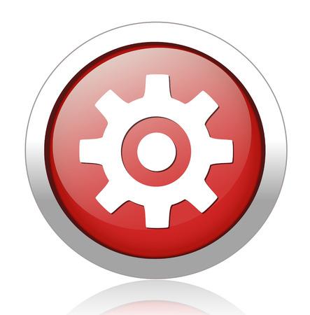rackwheel: Gear icon