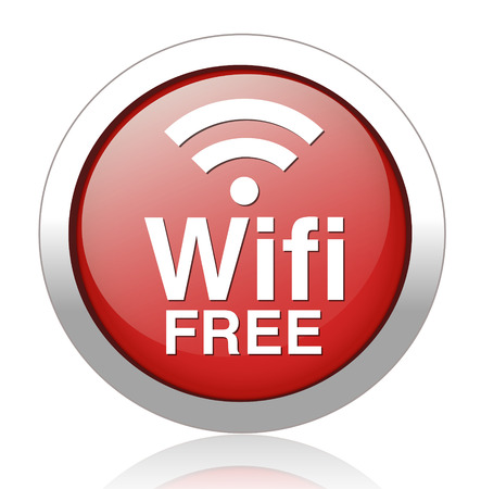 Wifi Free Icons Royalty Free Cliparts, Vectors, And Stock