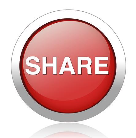 share button Vector
