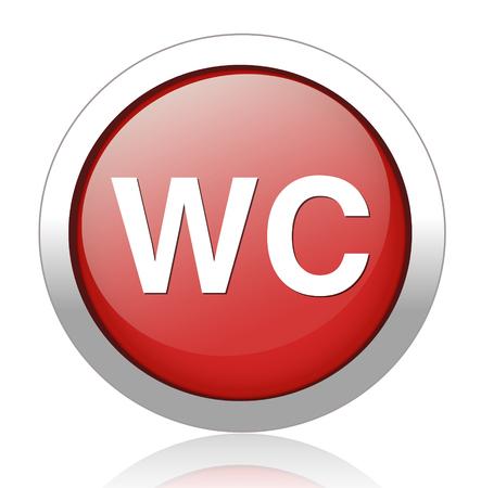 wc: wc icon Illustration