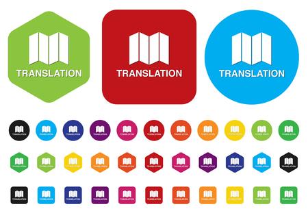translation: Translation button