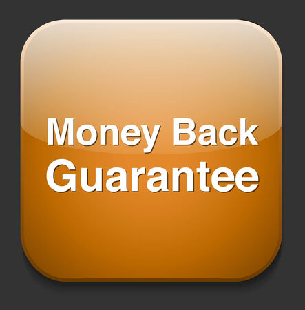 money back: Money Back Guaranteed  button