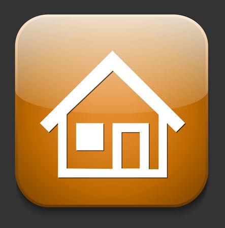 net bar: Home button  icon