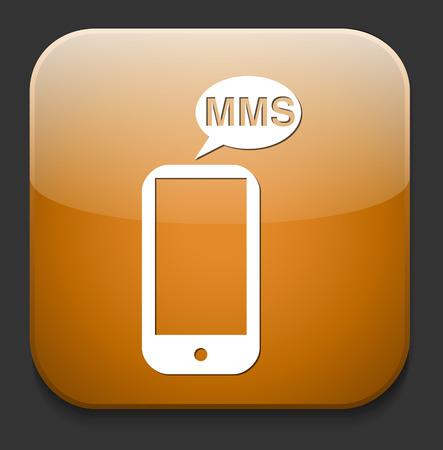 mms: mms icon